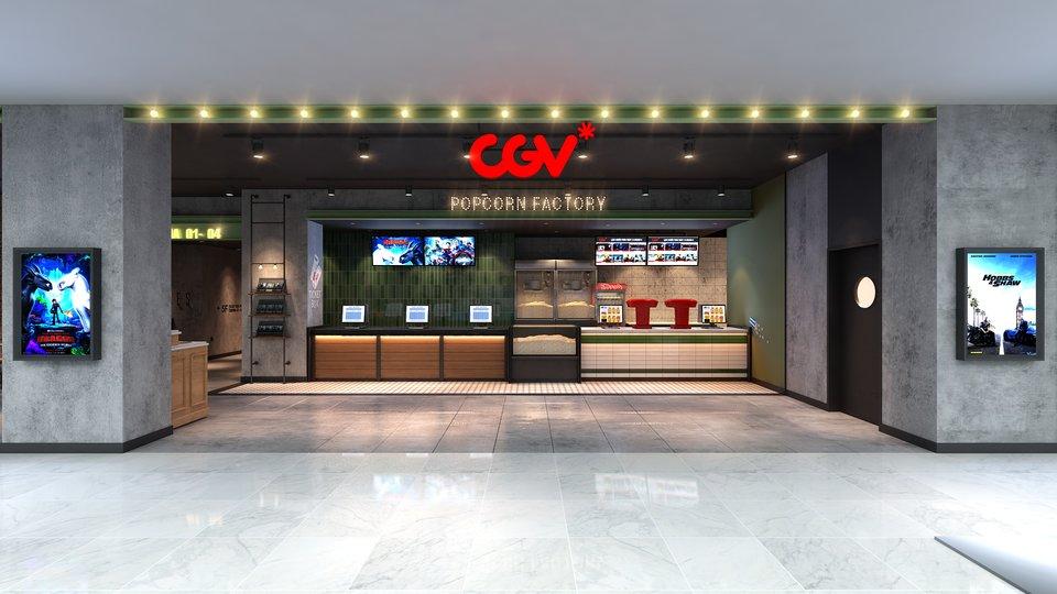 CGV giới thiệu cụm rạp chiếu phim đầu tiên tại Đồng Tháp