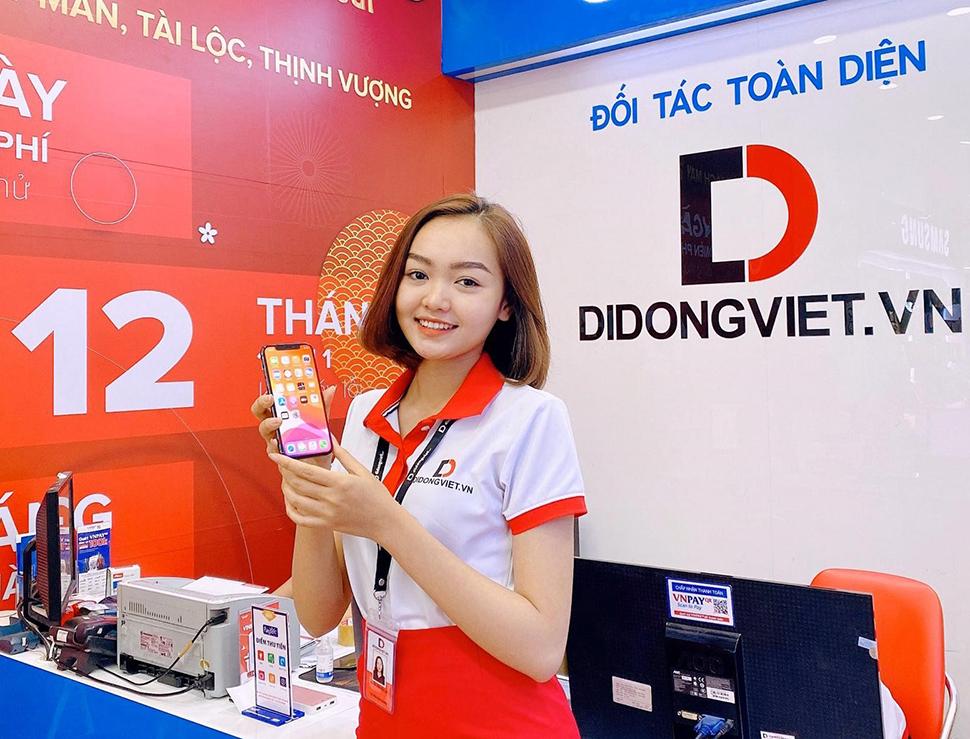 Di Động Việt ưu đãi lớn mừng khai trương cửa hàng thứ 15