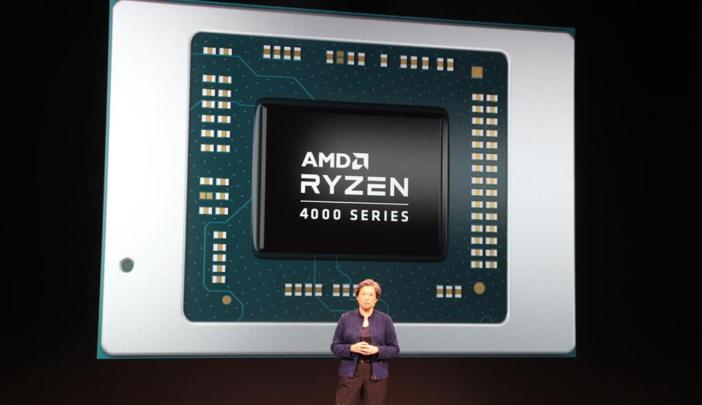 CES 2020: AMD trình làng dòng CPU thế hệ mới dành cho laptop mỏng nhẹ