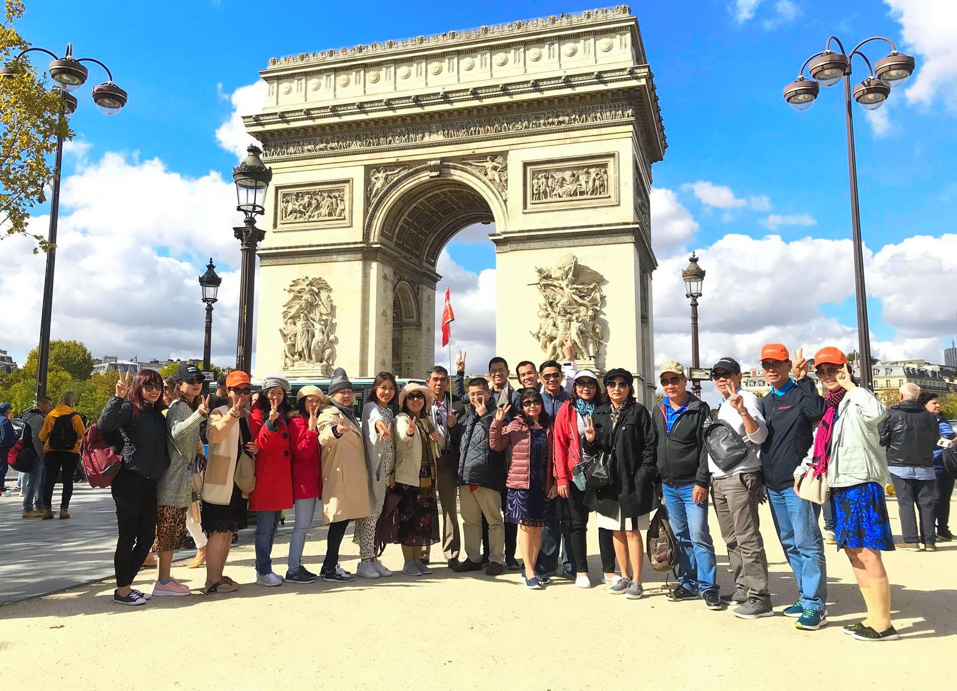 Hưởng ứng ngày hội du lịch tp.hcm 2019, Giảm đến 1,5 triệu đồng khi đăng ký tour tại tst tourist