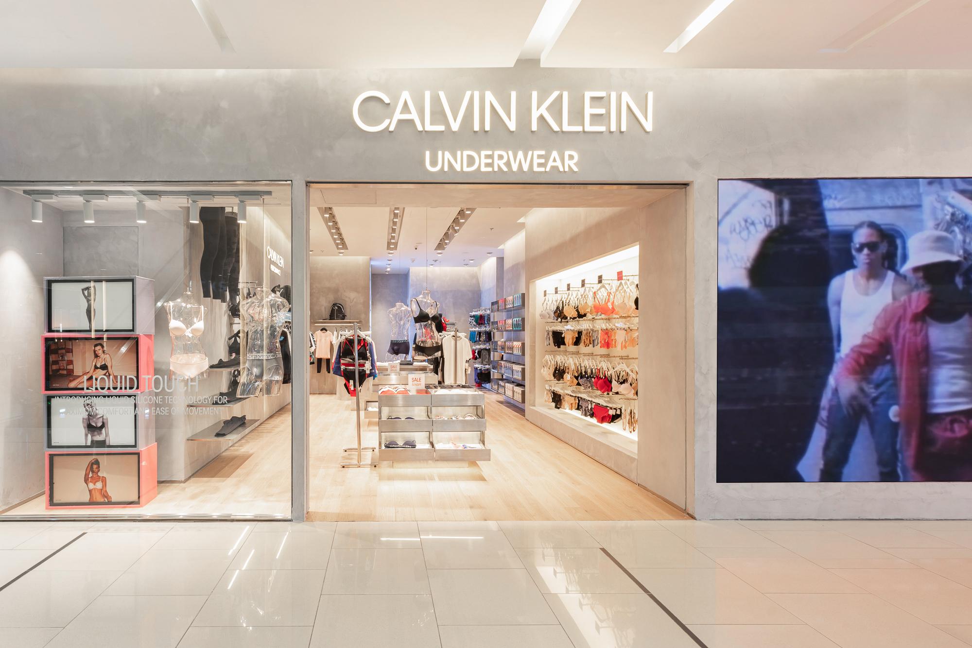Calvin Klein Performance khai trương cửa hàng mới tại Sai Gon centre