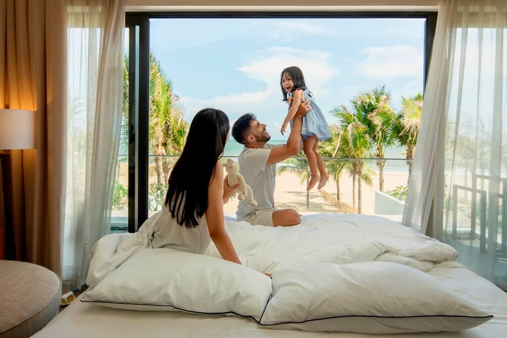 Trải nghiệm gói nghỉ dưỡng Family Forever tại Meliá Hồ Tràm Beach Resort
