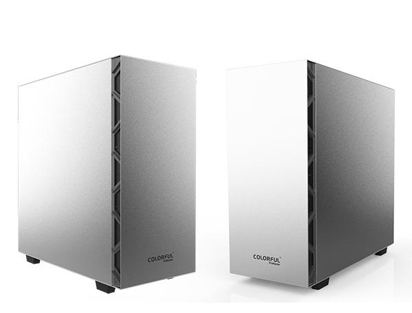 COLORFUL tham gia vào thị trường máy bộ với ProMaster A1