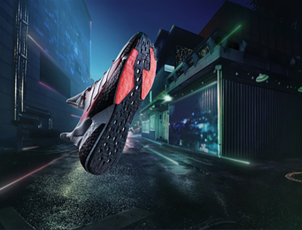 Cực chất với mẫu giày adidas X9000 mới
