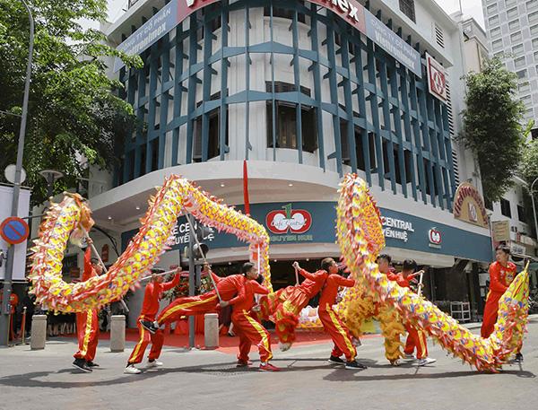 Café Central Nguyễn Huệ mở ra trải nghiệm mới của 'Ẩm thực từ tình yêu'