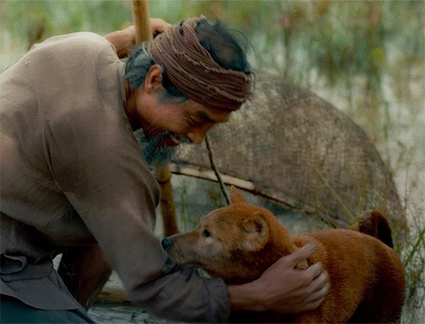 'Cậu Vàng' hé lộ những hình ảnh đầu tiên đậm chất miền quê Bắc Bộ
