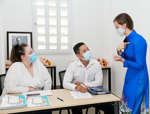 Khởi động sáng kiến Pháp - Việt 'Bác sĩ giải đáp' nhằm chống lại các bệnh hô hấp mãn tính tại Việt Nam