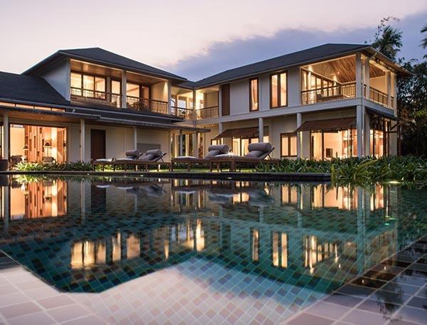 Resort Azerai Cần Thơ ra mắt biệt thự mới