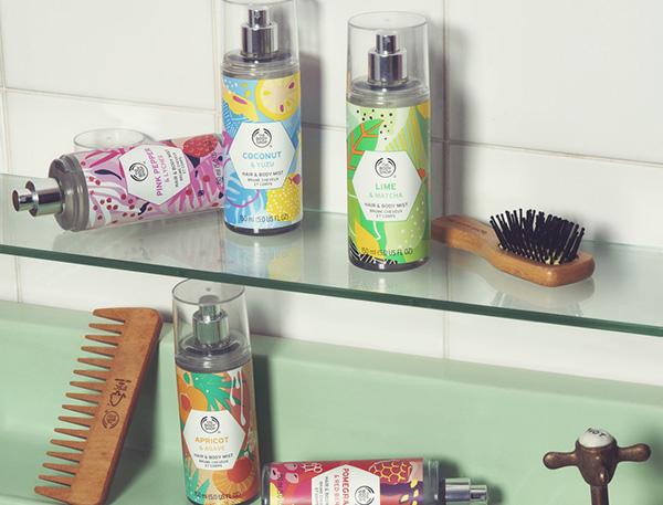 BST xịt thơm cho tóc và cơ thể Hair & Body Mist