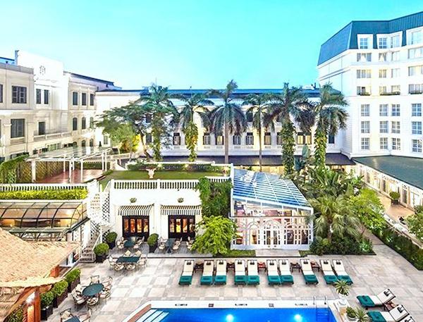 Khách sạn Metropole Hà Nội ưu đãi kích cầu du lịch nội địa