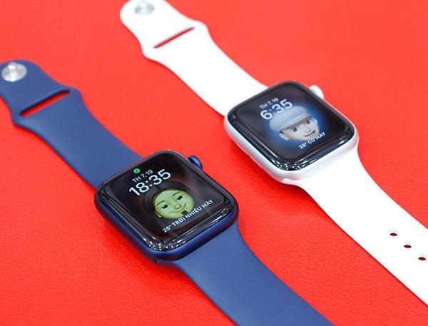 Cận cảnh cặp đôi Apple Watch 2020: Thiết kế không đổi, nhiều tính năng hữu ích
