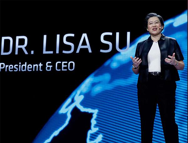 CEO AMD chia sẻ những phát triển công nghệ của hãng tại CES 2021