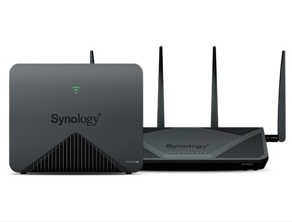 Synology RT2600ac và MR2200ac: Cặp đôi hoàn hảo phủ sóng Wi-Fi không gian rộng