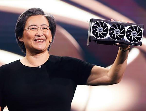 AMD trình làng Radeon RX 6000: Tối ưu chơi game 4K