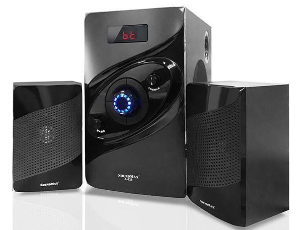 SoundMax ra mắt đôi loa 2.1 kênh giá phổ thông