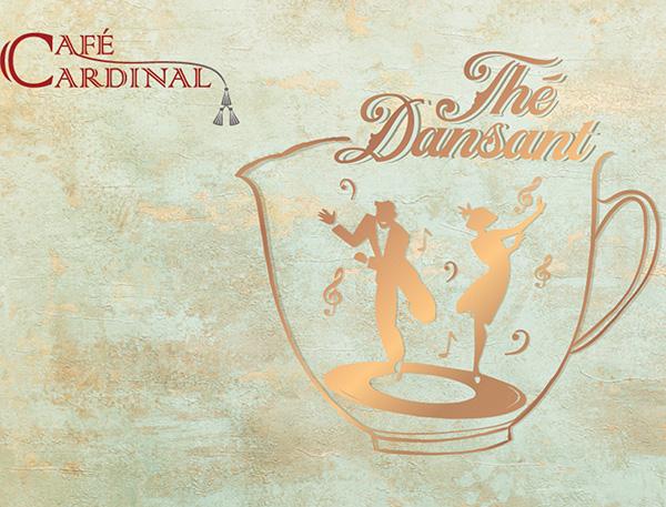 Vũ điệu 'Thé Dansant' tại Café Cardinal