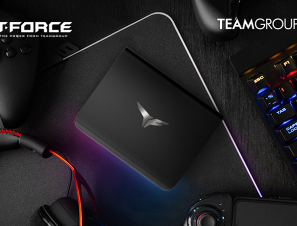 T-Force Treasure Touch External RGB: SSD di động cho game thủ