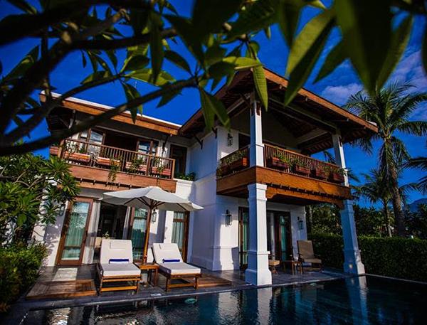 Tận hưởng mùa hè trong biệt thự Family Hill Villa ở The Anam