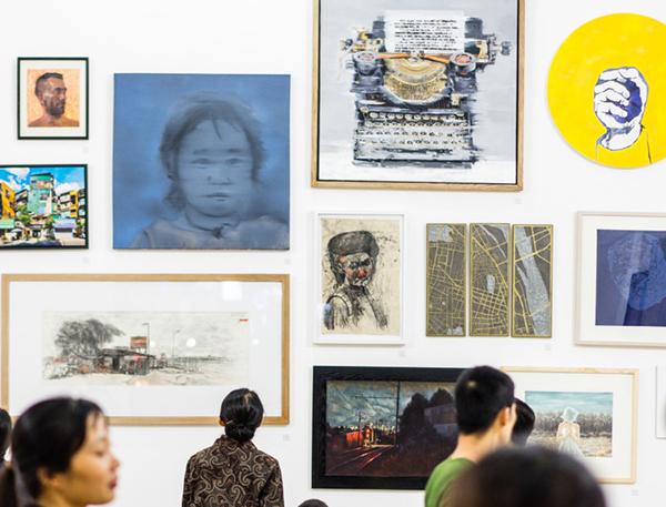 Không gian văn hóa và sáng tạo Việt Nam