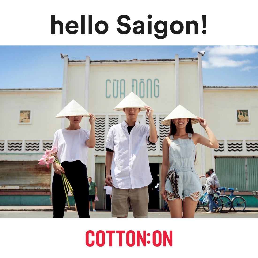 05 Lý Do Bạn Không Thể Không Ghé Thăm Cửa Hàng Đầu Tiên Của Cotton:On Tại Vincom Thảo Điền Quận 2