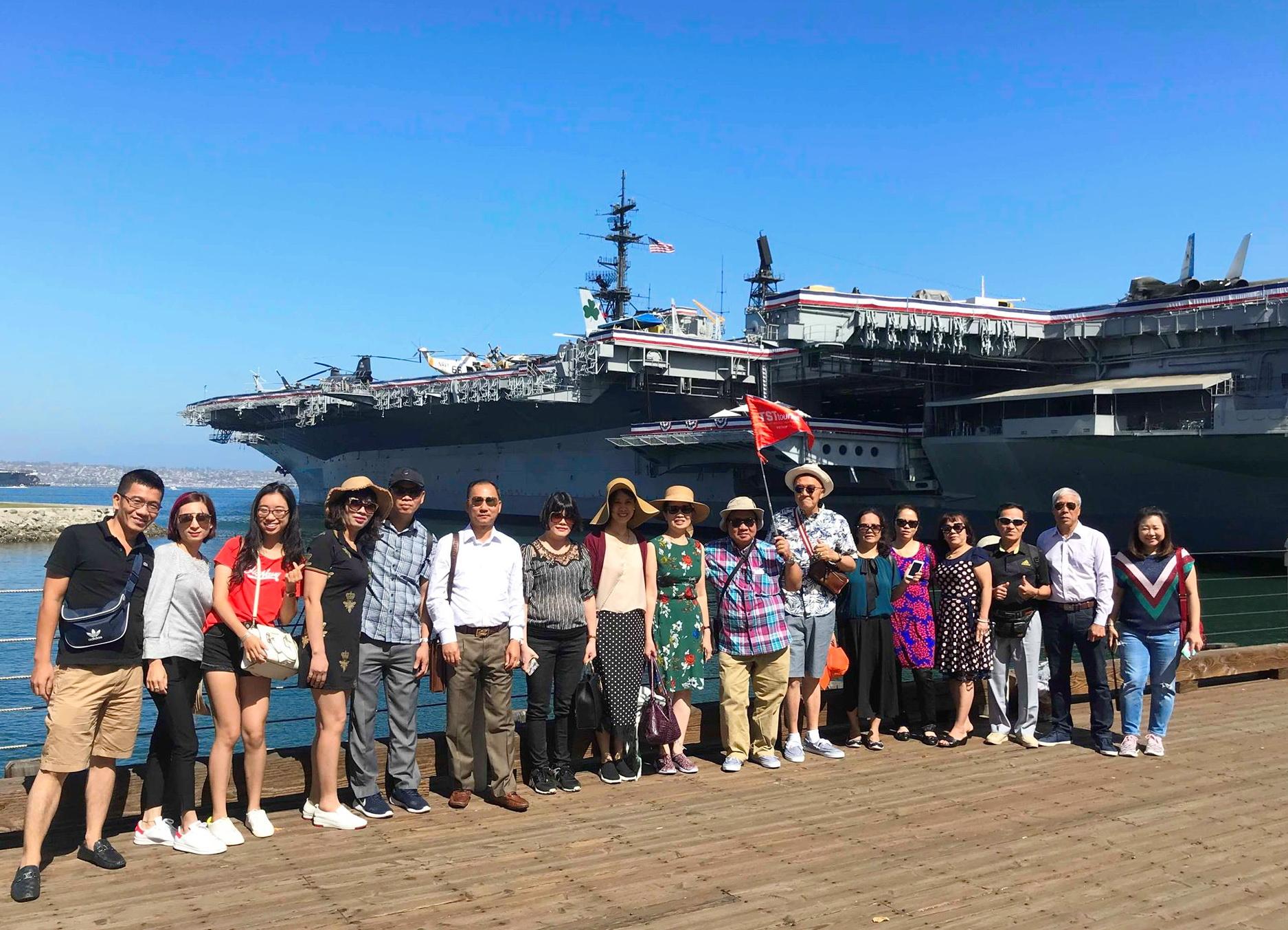 chương trình khuyến mãi hè sôi động 2019 của TST tourist