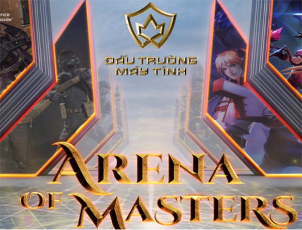Gamehome Esports và Cerberus Academy cùng vô địch giải game Arena of Masters mùa đầu tiên