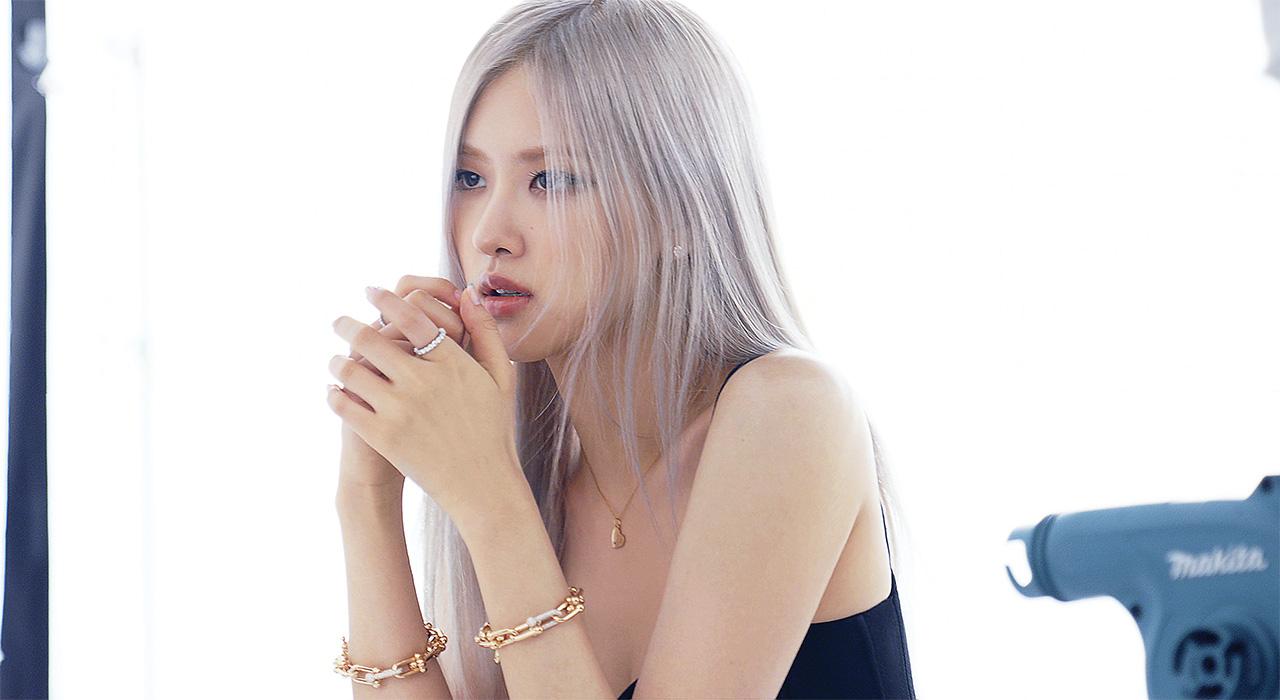 ROSÉ trở thành đại sứ toàn cầu thương hiệu Tiffany & Co.