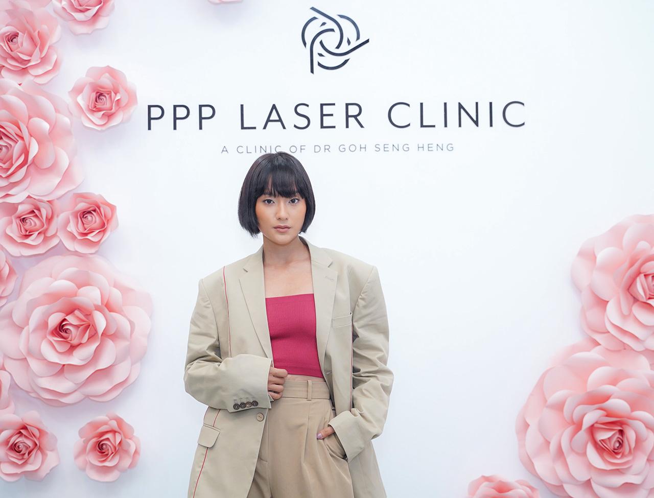 PPP Laser Clinic ra mắt diện mạo mới