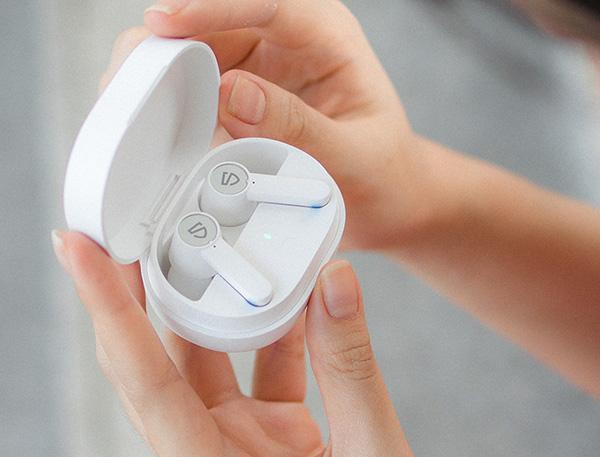 SoundPEATS Q: Điều khiển chạm tiện lợi, chất âm ổn
