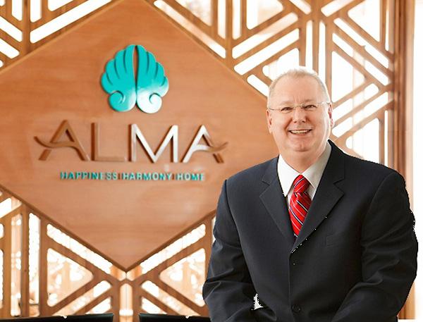 Alma Resort bổ nhiệm Tổng giám đốc mới
