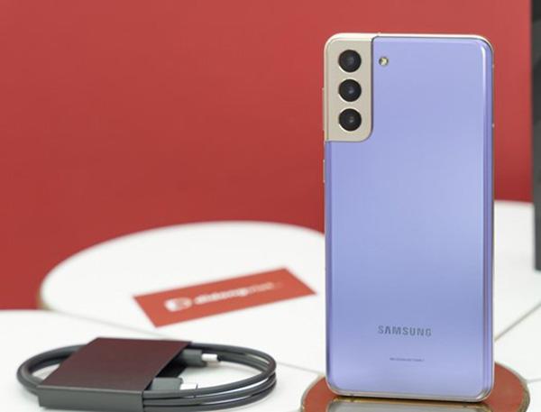 Di Động Việt mở bán Samsung Galaxy S21 Plus, S21 Ultra với giá từ 19 triệu đồng