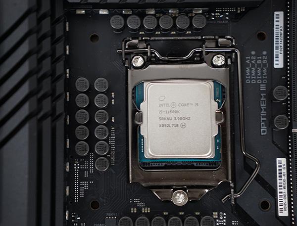 Intel Core i5-11600K: Vẫn tiến trình 14nm nhưng hiệu suất cải thiện đáng kể