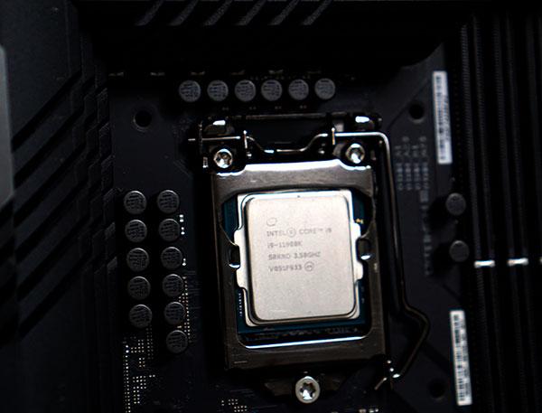 Intel Core i9-11900K: Tối ưu hiệu suất vận hành dựa vào AI