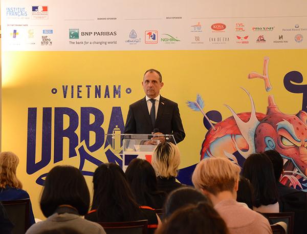 JAM – Vietnam Urban Arts 2021: Sự kiện nghệ thuật đường phố đầy hấp dẫn