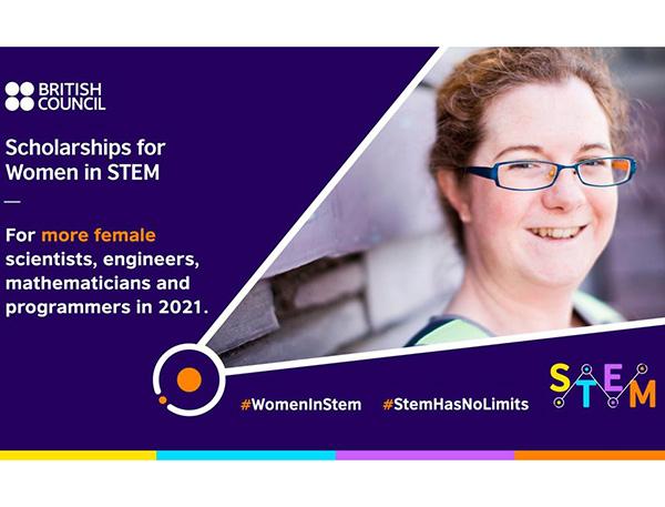Hội đồng Anh triển khai chương trình học bổng dành cho nữ giới để theo đuổi sự nghiệp trong lĩnh vực STEM