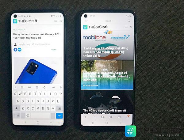 Samsung Galaxy A11 và M1: Gà cùng một mẹ chớ hề đá nhau