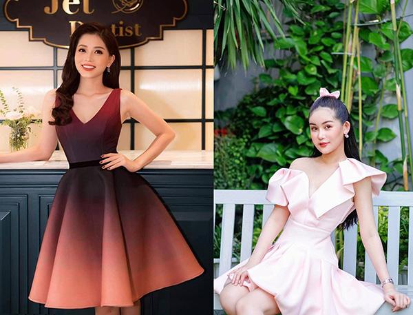 Hà Thanh Huy và 'duyên' thiết kế cho Hoa hậu, Á hậu