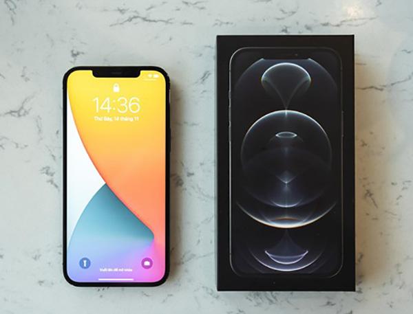 iPhone 12 tăng giá nhẹ sau Tết Tân Sửu