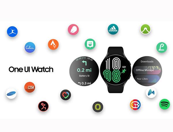 MWC 2021:  Ra mắt One UI Watch, Samsung mang đến trải nghiệm toàn diện cho Galaxy Watch