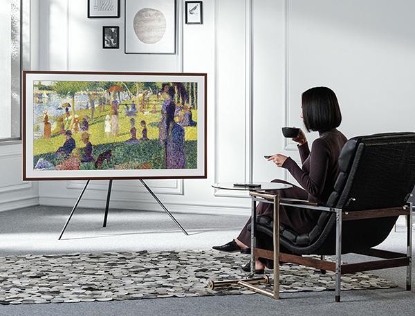 Samsung chính thức ra mắt TV The Frame 2021 và máy chiếu 4K The Premiere