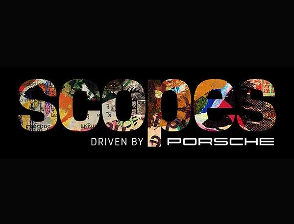 Sự kiện SCOPES Driven by Porsche lần đầu tiên được tổ chức với hình thức trực tuyến
