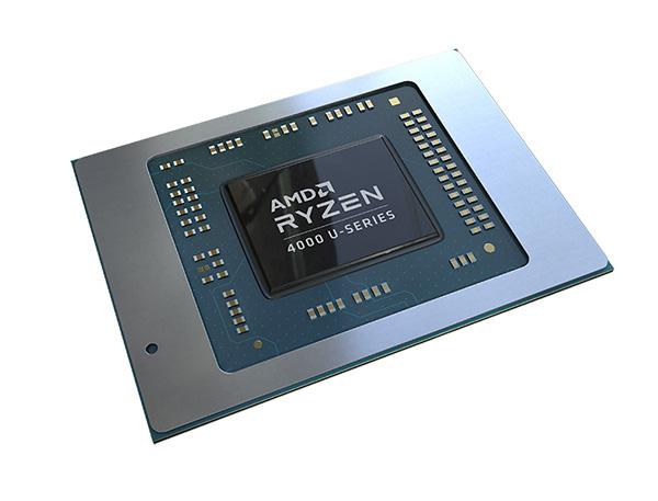 AMD mang CPU 8 nhân lên laptop cao cấp