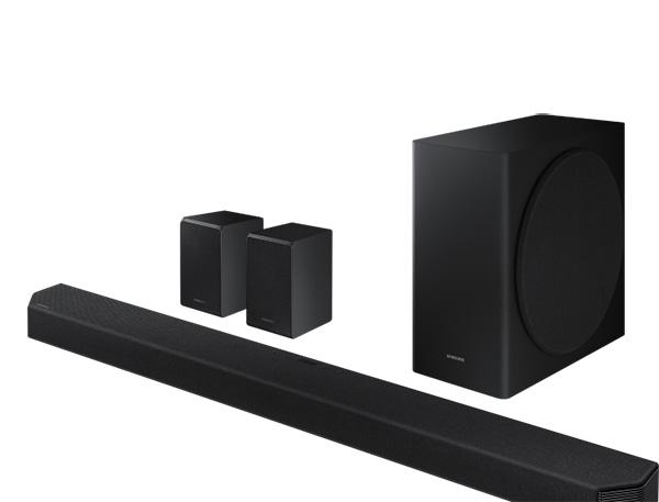 Samsung Q-Series 2020: Loa thanh hoàn hảo cho TV QLED