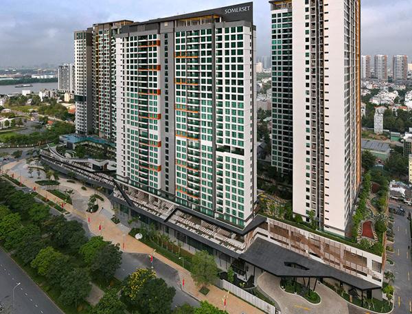 Ascott khai trương tòa nhà căn hộ dịch vụ Somerseet Felliz Hồ Chí Minh