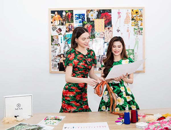 Giám đốc sáng tạo Easter Lily là người đứng sau thương vụ hợp tác của Hồ Ngọc Hà và thời trang NEVA