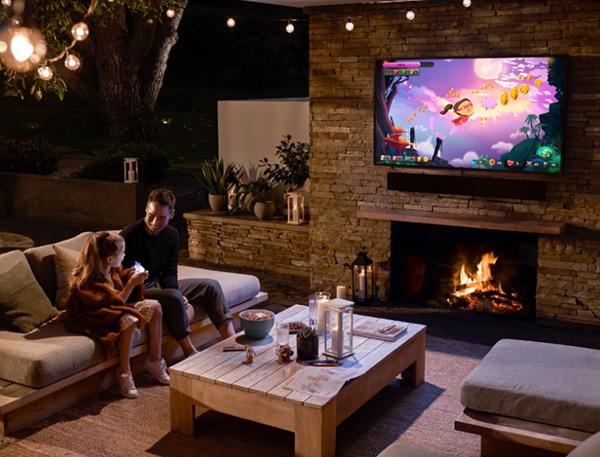 The Terrace: Dòng TV OLED ngoài trời đầu tiên được Samsung mang về Việt Nam