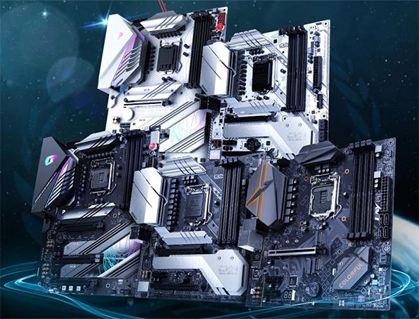 COLORFUL sẵn sàng với nền tảng Intel Core thế hệ 11