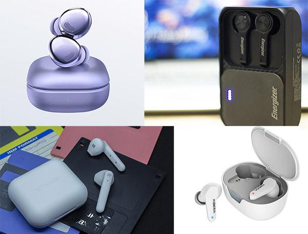 4 tai nghe True Wireless giúp bạn thoải mái du Xuân Tân Sửu